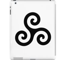 Derek Hale's triskele iPad Case/Skin
