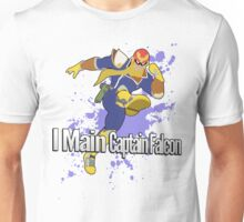 I Main Captain Falcon - Super Smash Bros. Unisex T-Shirt