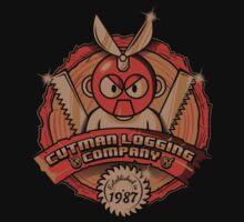 Cutman Logging Company by GordonBDesigns
