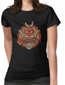 Cutman Logging Company Womens Fitted T-Shirt