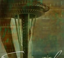 Layers of Seattle by Elizabeth Bravo