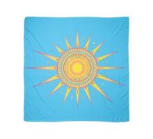 sun compass Scarf