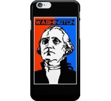 GEORGE WASHINGTON-3 iPhone Case/Skin