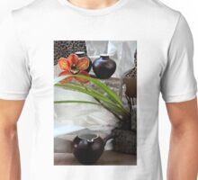 Salt And Pepper With Cream Unisex T-Shirt