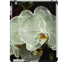 White Orchid 11 iPad Case/Skin