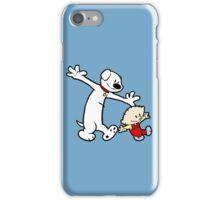 Stewie and Brian (C & H) iPhone Case/Skin