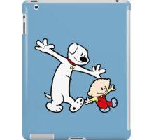 Stewie and Brian (C & H) iPad Case/Skin