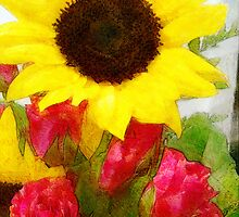 Love and Sunshine To You by Bunny Clarke