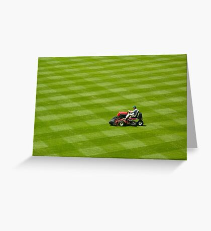 Grass...grass....more grass! Greeting Card