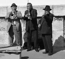 Hungarian Trio by Benjamin Sloma