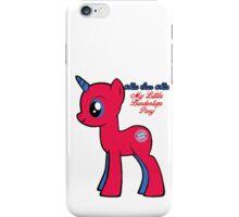 Mia San Mia Unicorn iPhone Case/Skin