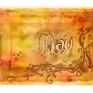 May (from a year full of color) by penn gregory