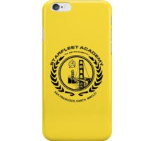 Star Trek Starfleet Academy t-shirt  iPhone Case/Skin