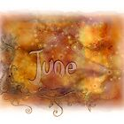 June (from a year full of color) by pentangled