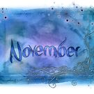 November (from a year full of color) by penn gregory