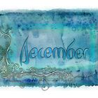 December (from a year full of color) by pentangled