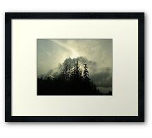 A TOUCH OF MAGNIFICENCE  Framed Print