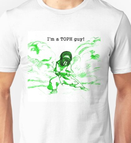 Avatar the Last Airbender - Toph Unisex T-Shirt