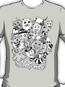 Abstract Monsters T-Shirt