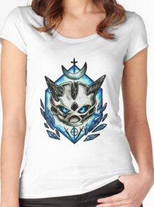 Glalie  Women's Fitted Scoop T-Shirt