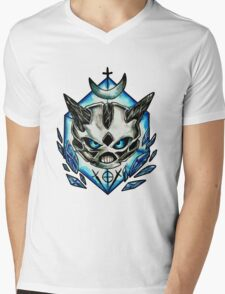 Glalie  Mens V-Neck T-Shirt