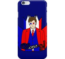 The French Doctor iPhone Case/Skin