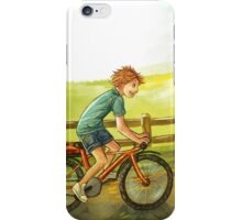 Free Afternoon iPhone Case/Skin