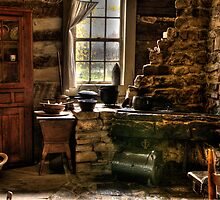 OLD TIME COOKING by Diane Peresie