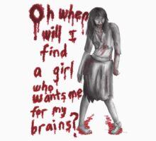 Zombie Girlfriend #3 by Anthony Pike