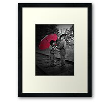 Only For You Framed Print