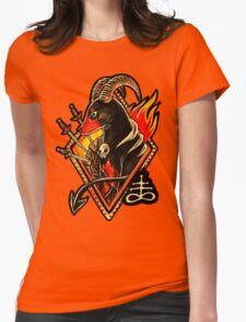 Houndoom Womens Fitted T-Shirt