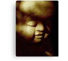 Bubba Buddha Canvas Print