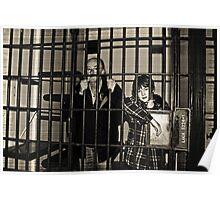 Jailbirds by Colin Harper Poster