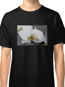 White Orchids Classic T-Shirt