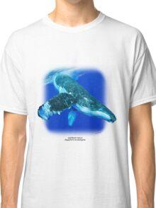 HUMPBACK WHALE C Classic T-Shirt