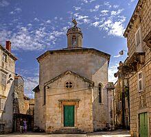 Korčula Chapel by Tom Gomez