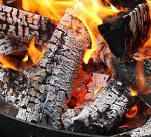 Campfire by Olli Puustinen