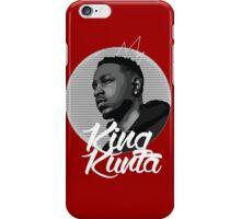 King Kunta iPhone Case/Skin