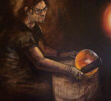 The Glassblower by Gareth Colliton