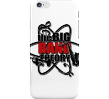 The Big Band Theory iPhone Case/Skin