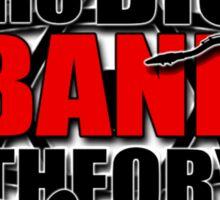 The Big Band Theory Sticker
