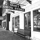 Hannibal MO Grant's Drug Store by Sherry Hunt