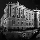 Palacio Real de Madrid by Patrick T. Power