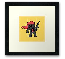 Bear Widow Framed Print