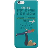 Fun Home - Flying Away iPhone Case/Skin