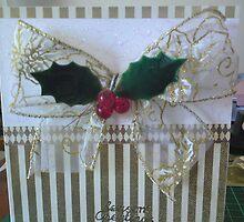 Christmas bow by RenataOz