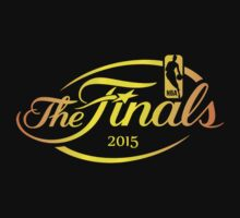 NBA FINALS 2015 by boyangz