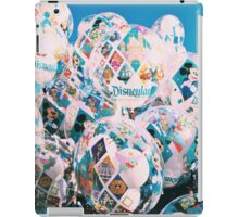 Disneyland 60th Balloons  iPad Case/Skin