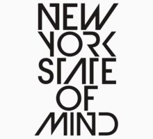 New York State of Mind Kids Clothes