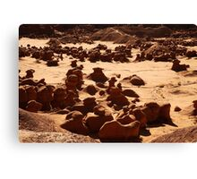 Goblin Valley Canvas Print